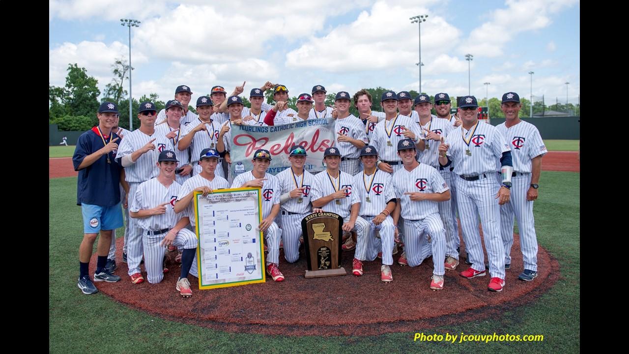 Baseball Teurlings Catholic High School